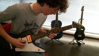 Fairy Tail Main Theme (guitar cover)
