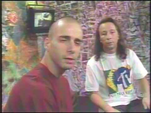 DJ BoBo @ MTV Brazil Radio Vitrola (Interview 1995)
