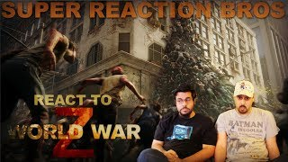 SRB Reacts to World War Z - Introducing The Horde