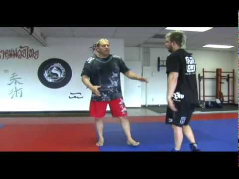 MMA Takedowns: Erik Paulson's Running Judo Throws Image 1