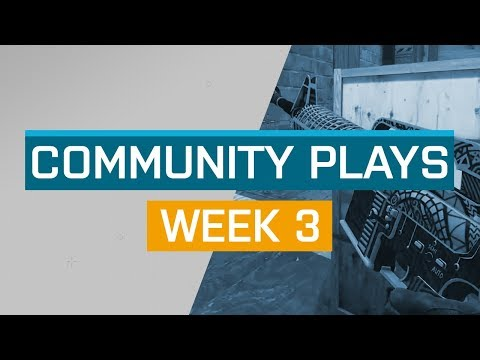 CS:GO - Community Plays Week 3 | ESL Pro League Season 7