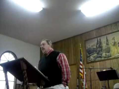 monticello ky, youth message, alvin sexton part 1