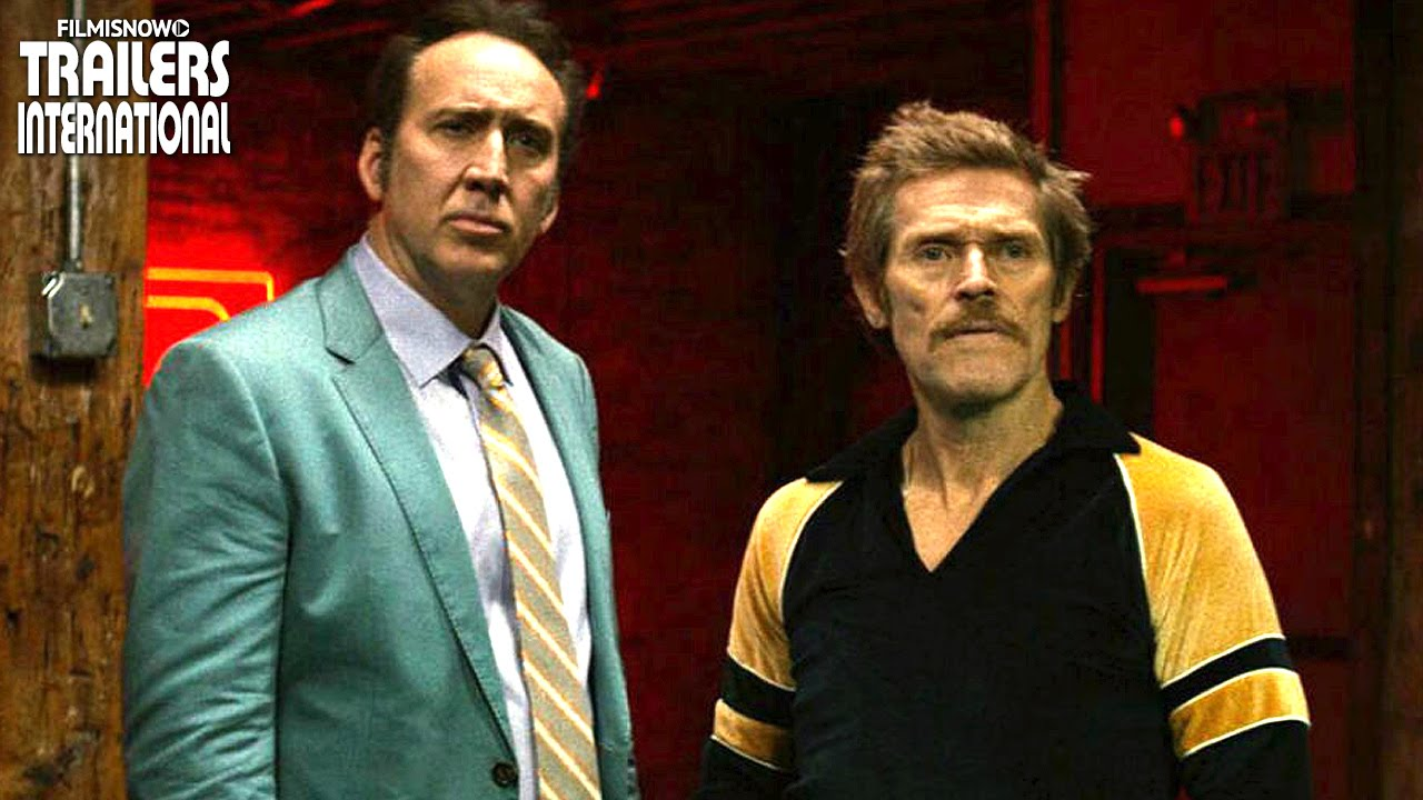 Dog Eat Dog starring Nicolas Cage and Willem Defoe | International Trailer [HD]