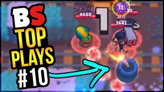 Best Plays & Moments in Brawl Stars History | BS Top Play Review #10