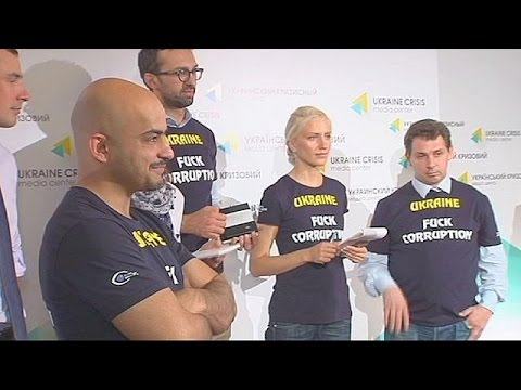 Ukrainian election campaign looking tough for new faces