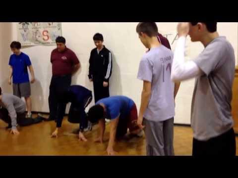 Asian Vs Asian Foot Race video