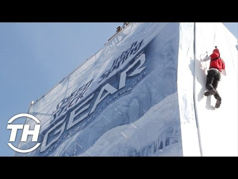 Speed Stick Gear | Ice Wall Challenge