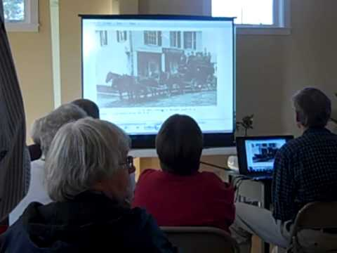 Wilmot Historical Society Foto Fest November 11, 2012