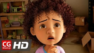 "CGI Animated Short Film: ""Substance"" by Jamaal Bradley 