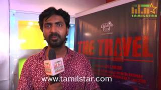 Prajin At The Travel Short Film Screening