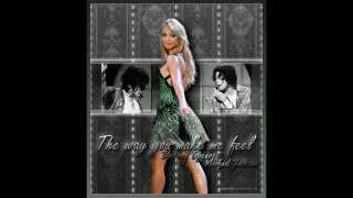 Michael Jackson Feat. Britney Spears - The Way You Make Me Feel (Audio)