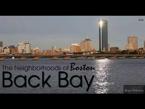 Boston's Neighborhoods : The Back Bay