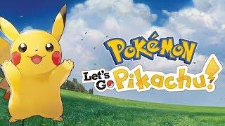 Pokemon let's go..