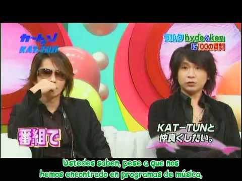 HYDE & KEN - KAT - TUN sub espa. [1/2]