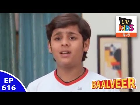 Baal Veer - बालवीर - Episode 616 - Ballu Hates Horror Stories thumbnail