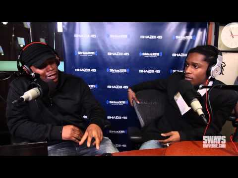 A$AP Rocky Uncensored: Thoughts on Rita Ora, Last Moments W/ Yams, Rihanna, Preferred Drugs & Kanye