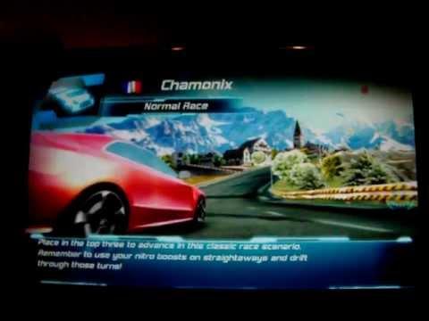 Gry na Sony Ericsson Xperia Neo V - Asphalt 6: Adrenaline