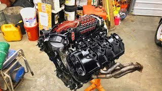 1000HP Whipple 2.9L Supercharged F150 Build