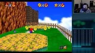 Thundaga Stream 9/6/18 - Super Mario 64