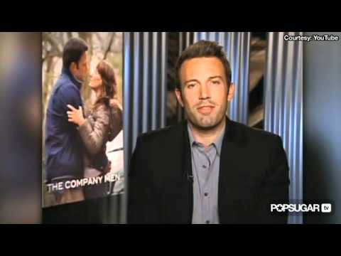 Ben Affleck Gushes About