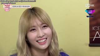 [Eng sub] Daisy meeting Twice Momo (Finding MOMOLAND 7.2)