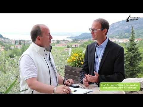 Dr. Christof Burgstahler: sportmedizinisch&internistischer Check beim Wettkampf   Sport&Medizin 2019