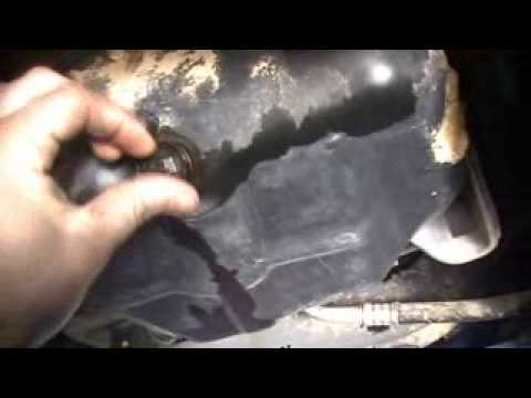 How To Change The Oil On A 2012 Chrysler 200 2 4 Youtube