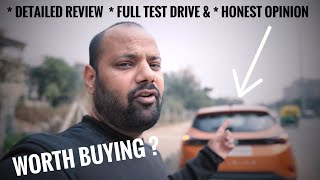 Tata Harrier Full Detailed Review, Test Drive & Honest Opinion