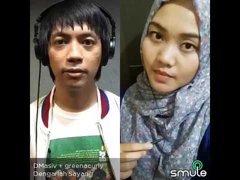 download lagu Smule D'masiv feat Greenacurly - Dengarlah sayang gratis