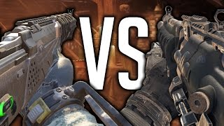 MX GARAND vs SHEIVA! (COD: Black Ops 3 Single Shot Match)