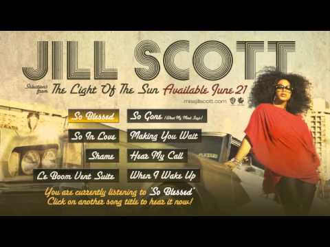 Jill Scott - So Blessed