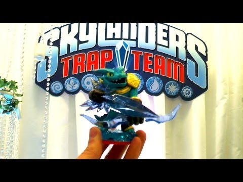 Skylanders Trap Team - Hands On Interview, Full Details & Trap Masters