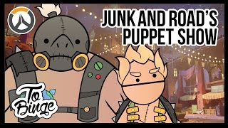 The Puppet Show: An Overwatch Cartoon