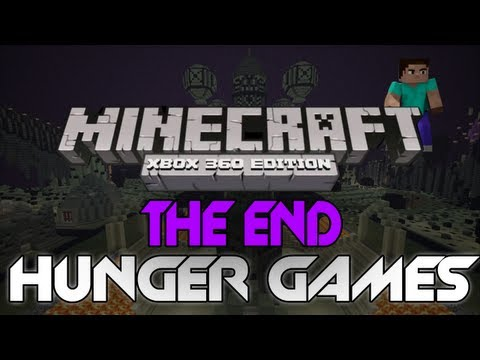 Minecraft: Xbox 360 - The Hunger Games -
