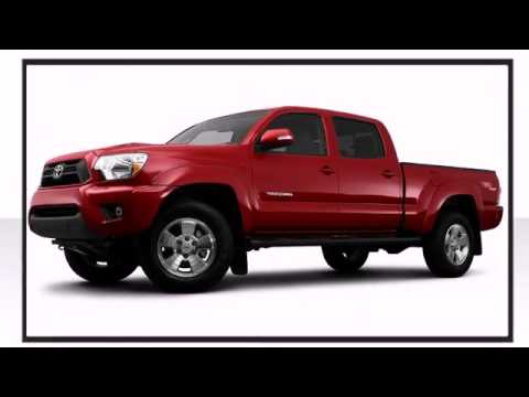2012 Toyota Tacoma Video
