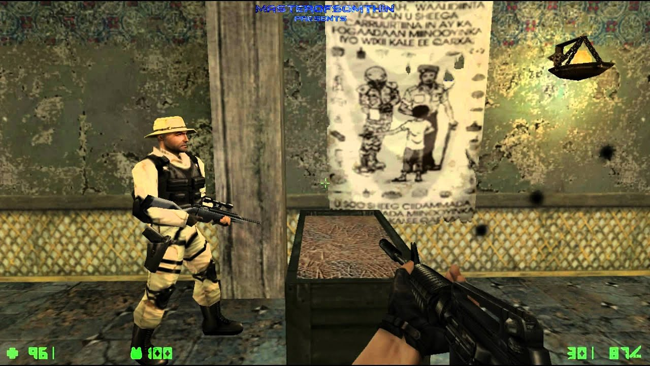 Counter strike deleted scenes