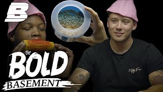 MERIJN MURK (TEMPTATION ISLAND) WORDT AFGEMAAKT!  | THE BOLD BASEMENT - Concentrate BOLD