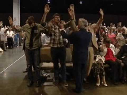 Benny Hinn - Anointing Falling on Kansas (1)