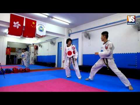 Taekwondo Super Kicks (Master's Cut for training) Image 1