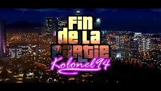 Kolonel94 - Fin 2 la Partie (Game Clip) Rockstar Editor Gta 5