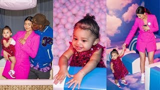 Stormi's 1st Birthday Party