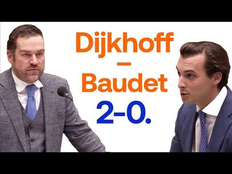 Klaas Dijkhoff - Thierry Baudet 2-0.