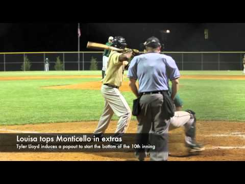 Louisa tops Monticello in extras