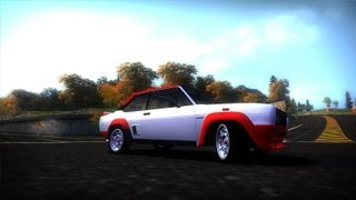 Need for Speed Most Wanted - Fiat Abarth 131 Abarth Stradale