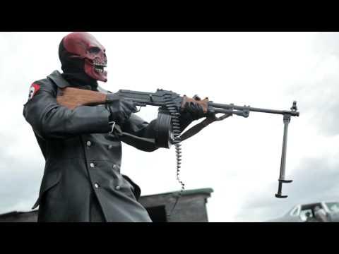 """Captain America XXX : An Extreme Comixxx Parody"" Teaser"