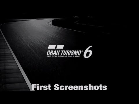 Gran Turismo 6 - First Screenshots