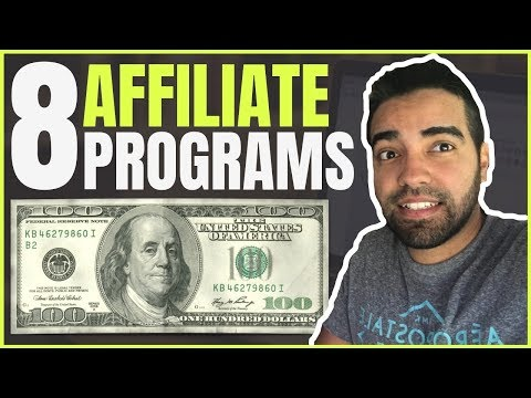 High Paying Affiliate Programs that Pay $100+ Per Sale