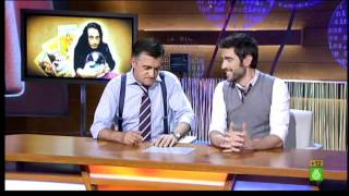 El Intermedio - Videntes 01/05/2012