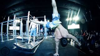 WORKOUT BATTLES 2014. Боги Арены (Arena GODs)