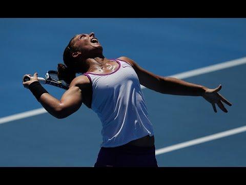 2016 Apia International Sydney First Round | Sara Errani vs Carla Suarez Navarro | WTA Highlights